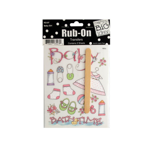 Family Sayings Rub-On Transfers - Wholesale Case PACK of 144 - AbillionZ