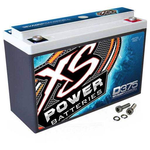 XS POWER 600W 12V AGM BATTERY 800A MAX AMPS