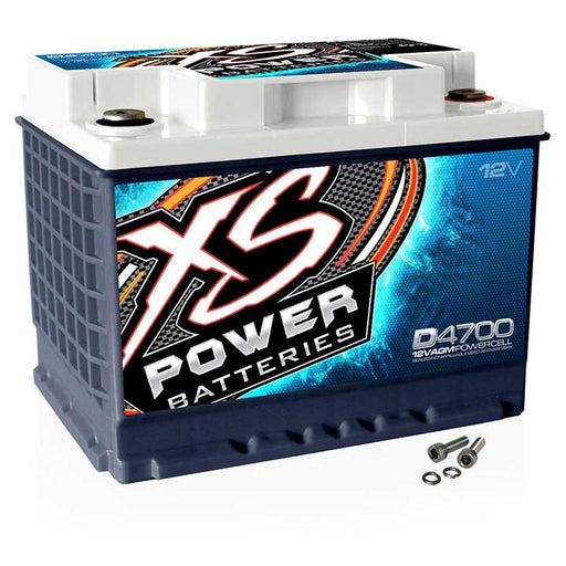 XS POWER 2000/3000W 12V BCI GROUP 47 AGM BATTERY 50AH - AbillionZ