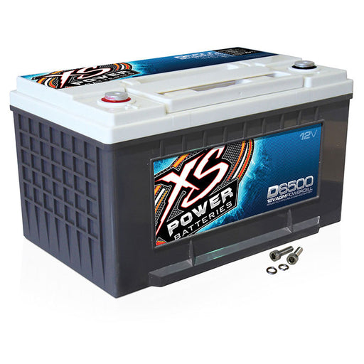 XS POWER  65 AGM BATTERY MA: 3900A CA: 1070 Ah:  75  3000W / 4000W - AbillionZ