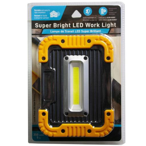 Super Bright Portable LED Worklight - Wholesale Case PACK of 16 - AbillionZ