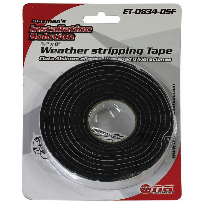 "Nippon 3/4"" x 8' weather stripping tape"