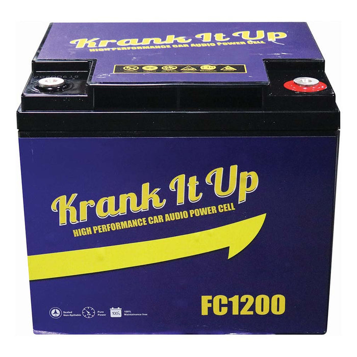 KRANK IT UP POWER CELL 1200 WATTS 48Ah