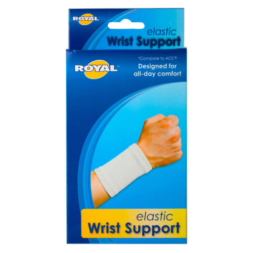 Elastic Wrist Support Sleeve - Wholesale Case PACK of 96 - AbillionZ