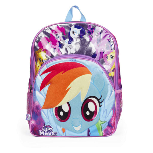 my little pony backpack with 3d graphic - Wholesale Case PACK of 8 - AbillionZ