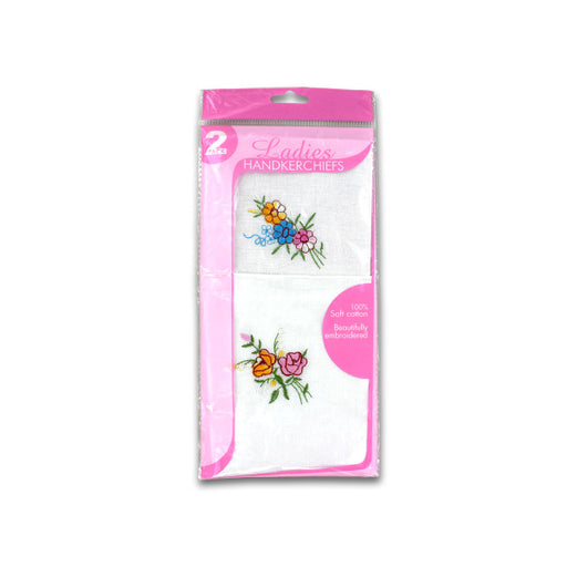 Ladies Handkerchief Set - Wholesale Case PACK of 144 - AbillionZ