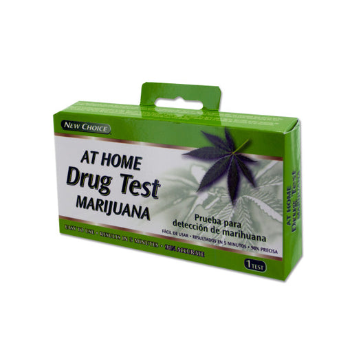 Marijuana Drug Test Kit - Wholesale Case PACK of 72 - AbillionZ