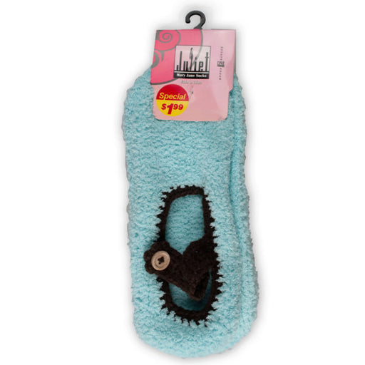 Fuzzy Slippers - Wholesale Case PACK of 48 - AbillionZ