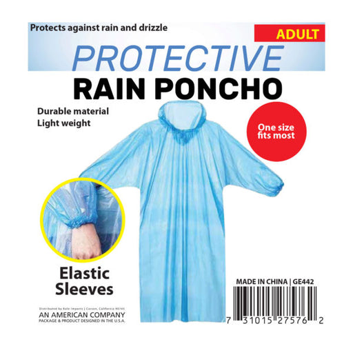 Raincoat/Protective Coat - Wholesale Case PACK of 40 - AbillionZ
