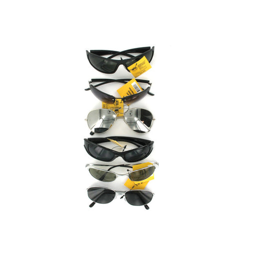 Protective Fashion Sunglasses - Wholesale Case PACK of 144 - AbillionZ