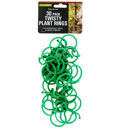 Twisty Plant Rings - Wholesale Case PACK of 144 - AbillionZ