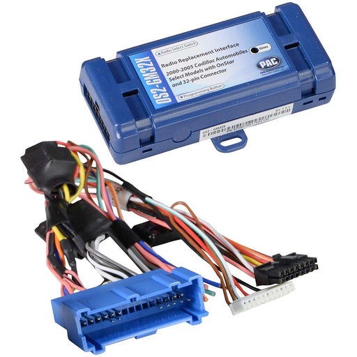ONSTAR INTERFACE FOR '00-'05 CADILLAC TO ADD AFTERMARKET STEREO - AbillionZ