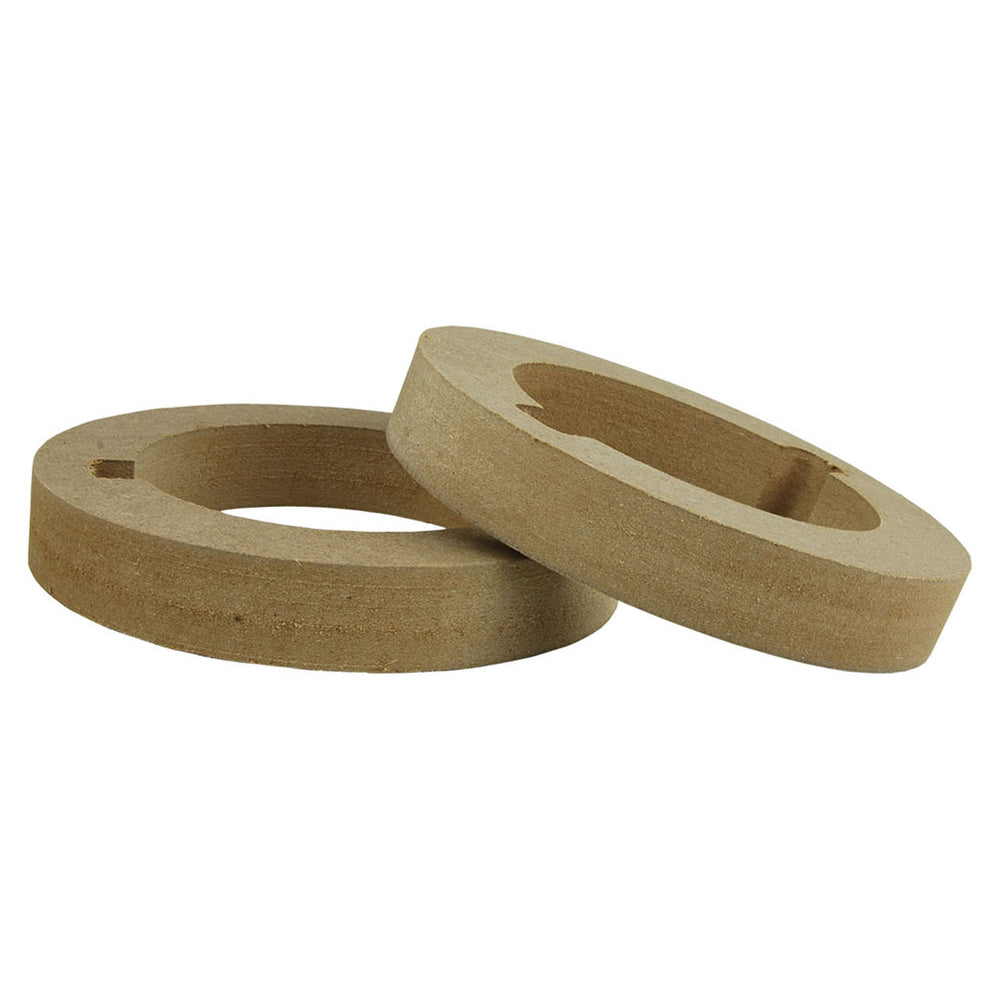 "Nippon 2.91"" Tweeter MDF Ring (Pair)"