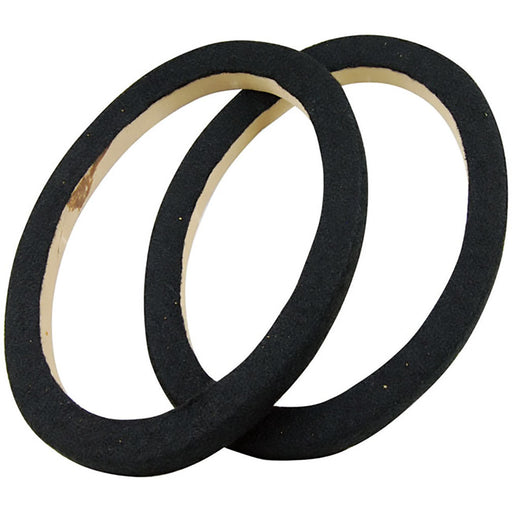 "Nippon 6x9"" MDF Ring with black carpet Pair packed - AbillionZ"