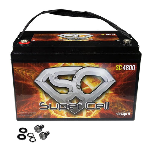 Energie Supercell 4800 Watt 12 Volt Power Cell - AbillionZ
