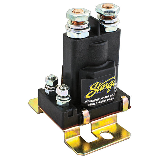 STINGER 80AMP RELAY & BATTERY ISOLATOR - AbillionZ