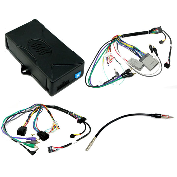 CRUX On Star Radio Replacement Interface for Select GM Lan 11-Bit w/SWC - AbillionZ