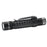 MAGLITE MAGTAC Rechargeable Flashlight w/Plain Bezel-Black