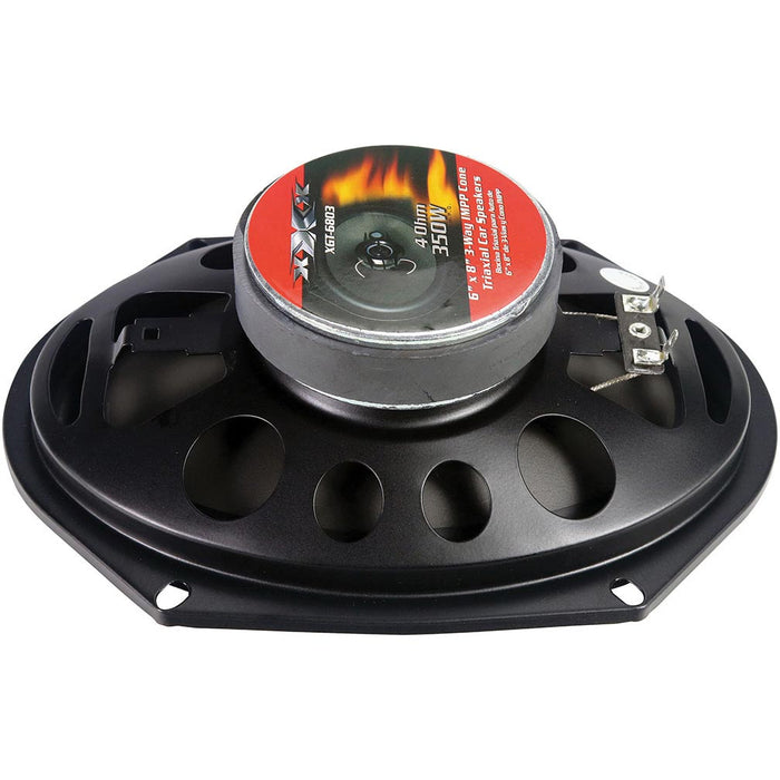 "SPEAKER 6X8"" 3-WAY XXX 350 WATTS (NO GRILLS) - AbillionZ"