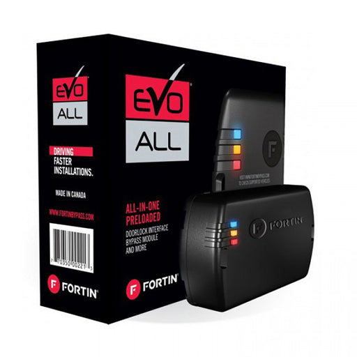 Fortin Universal All-In-One Data Bypass and Interface Module - AbillionZ