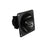"NIPPON TWEETER 3.25"" SQUARE FLUSH MOUNT BLACK; SUPER HORN - AbillionZ"