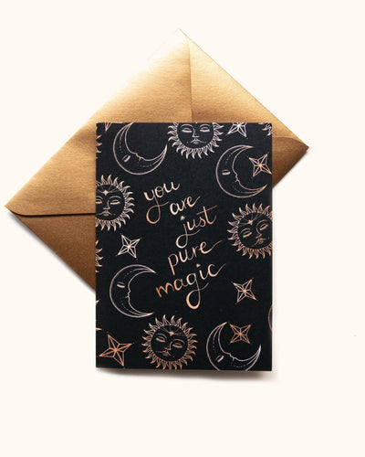 You Are Magic Greeting Card