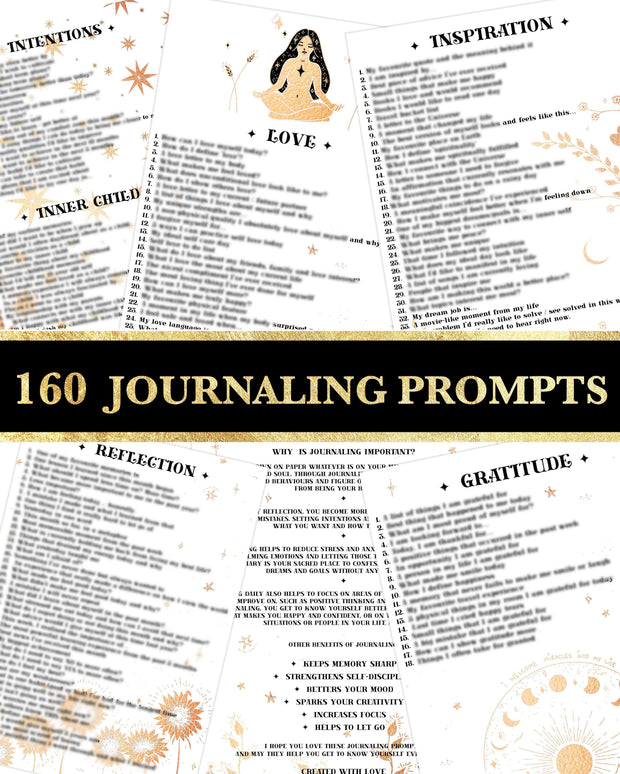 BUNDLE: Prompts, Workbook & Colour-ins