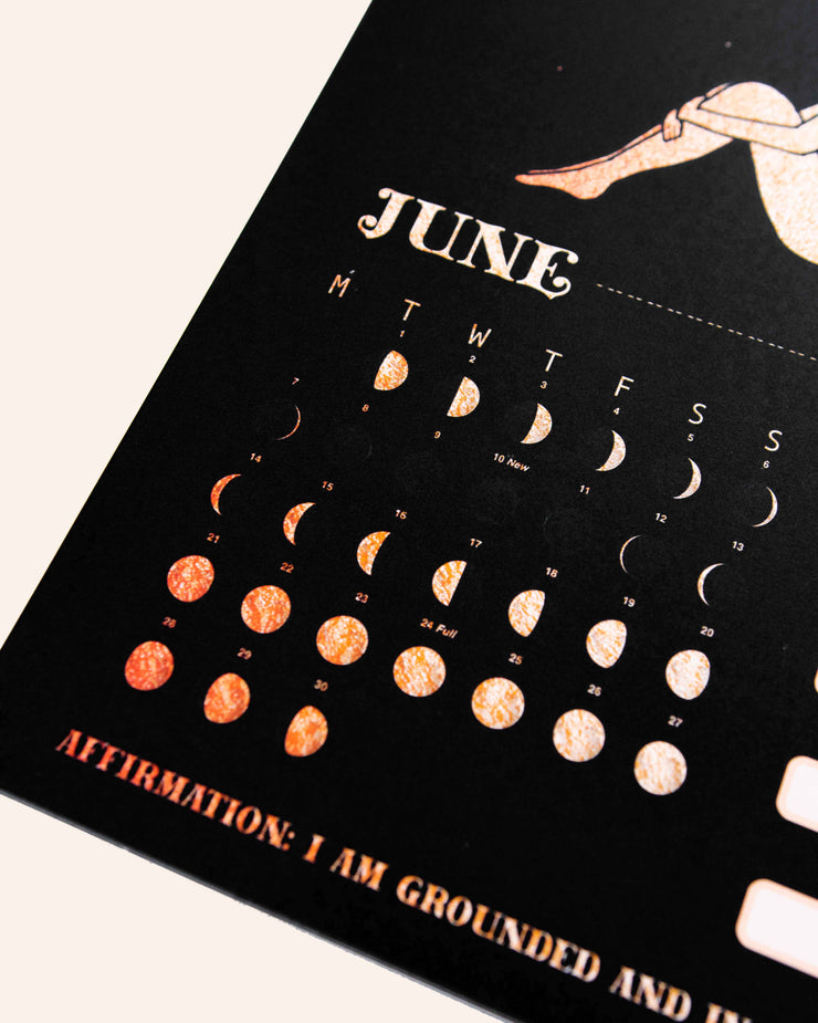 2021 Moon Calendar - Wholesale