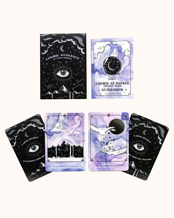 Cosmic Guidance Oracle Deck