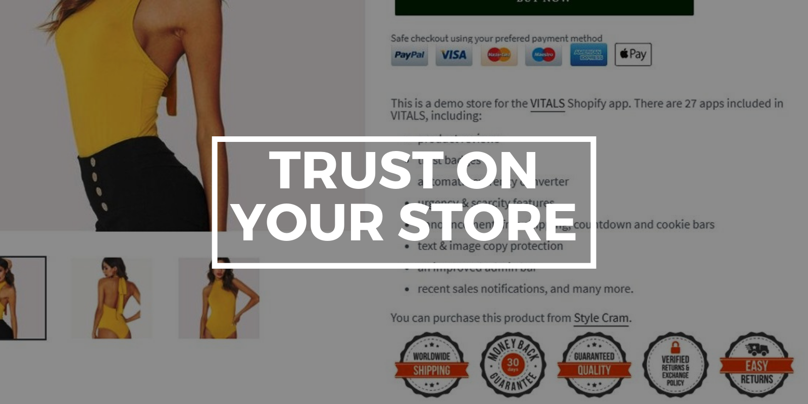 What Impact Do Trust Badges Have on Conversions and Sales