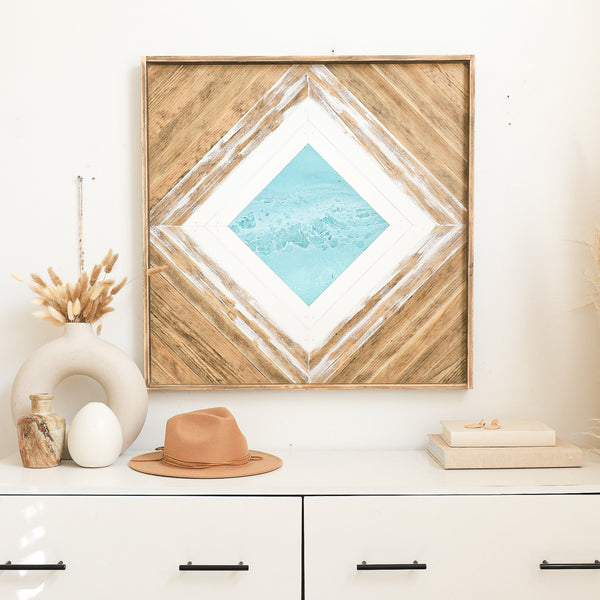 Keeley Wood Wall Art