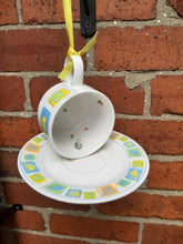 Load image into Gallery viewer, Teacup Bird Feeder