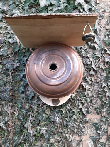 Copper Edward 7th Bed Warmer