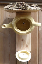 Load image into Gallery viewer, Teapot Bird Feeder / Nest Box
