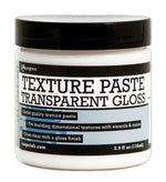 Texture Paste Transparent Gloss