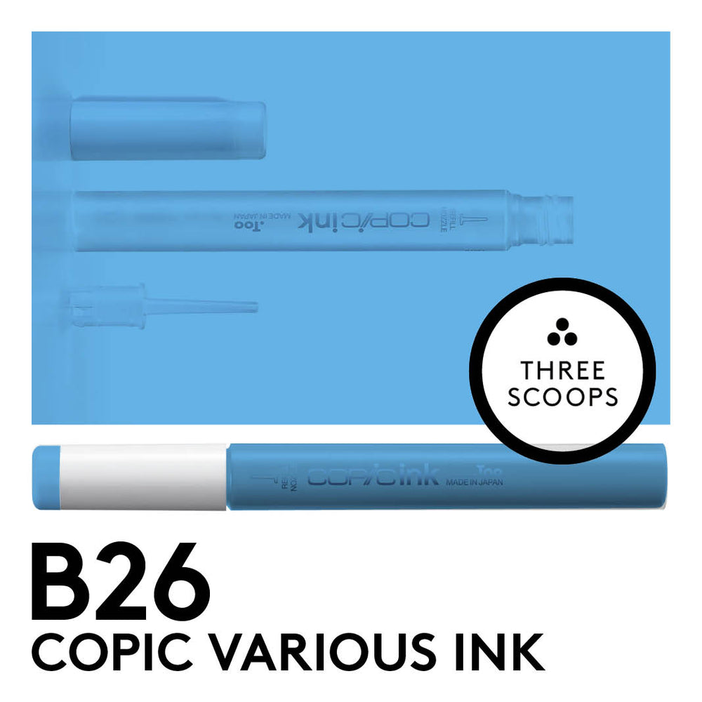 Copic Various Ink B26 - 12ml