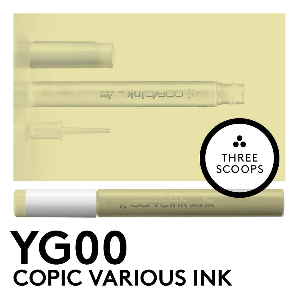 Copic Various Ink YG00 - 12ml