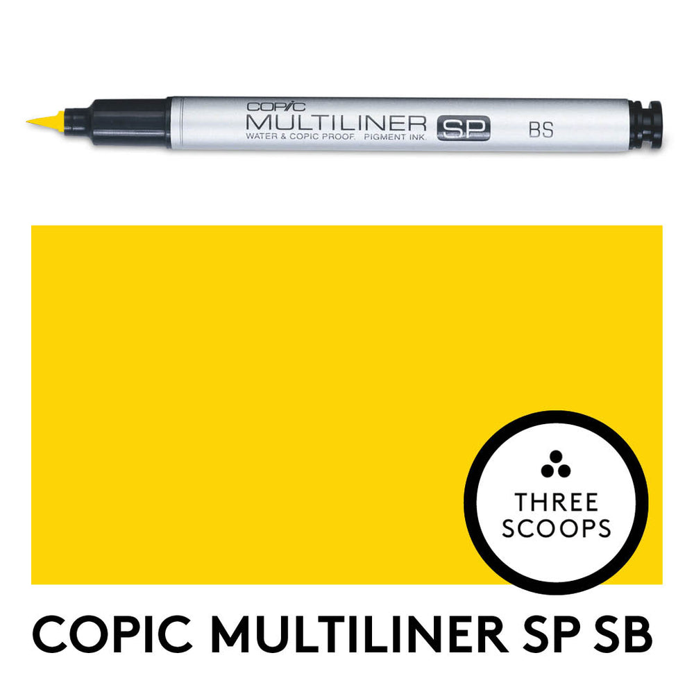 Copic Multiliner SP BS - Yellow