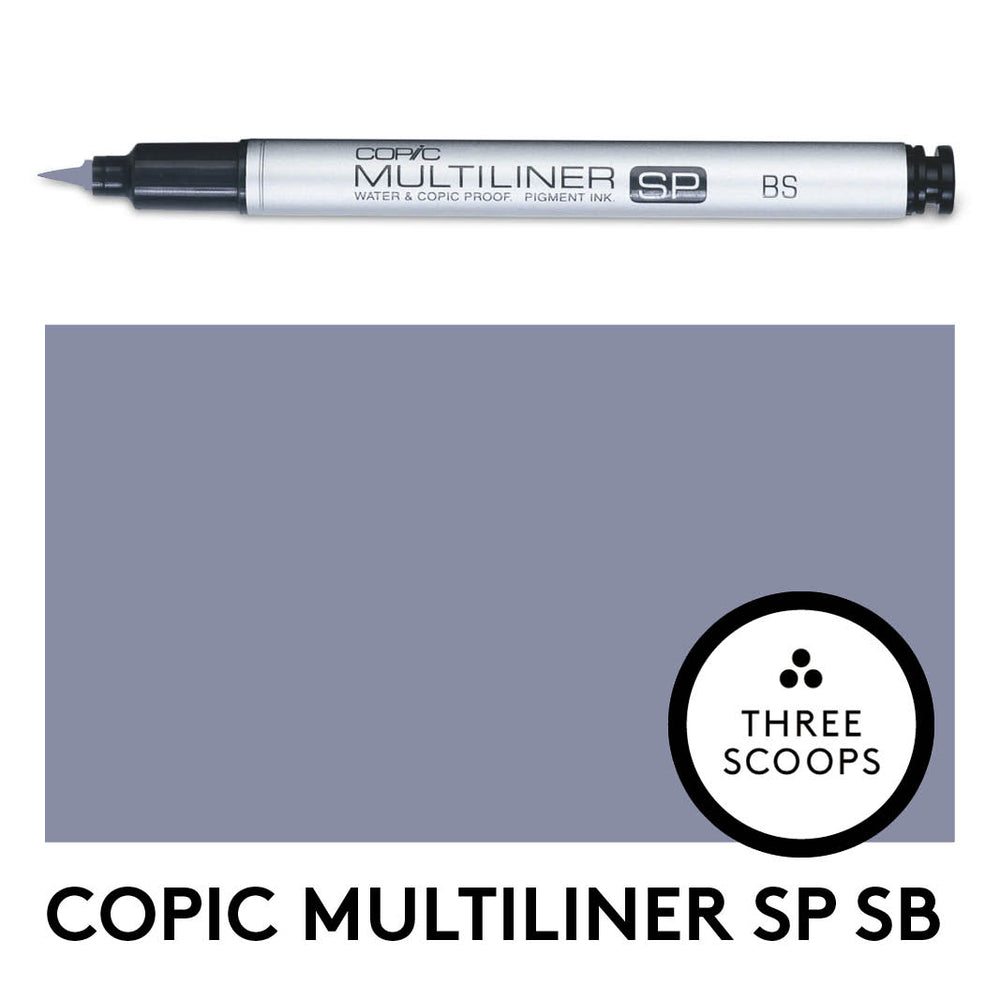 Copic Multiliner SP BS - Cool Grey