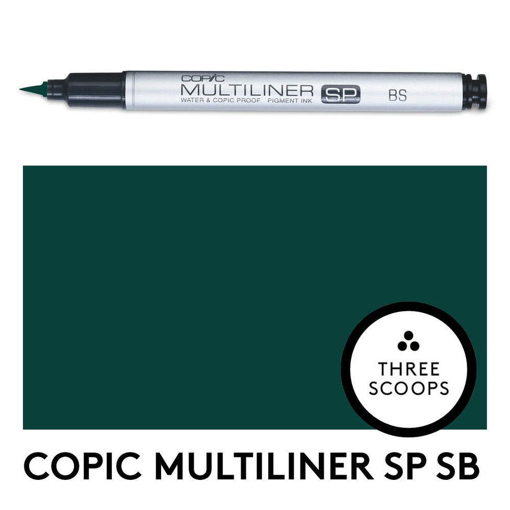 Copic Multiliner SP BS - Olive