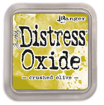 Distress Oxide - Crushed Olive