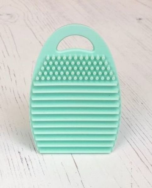 Blender Brush Cleaning Tool Teal - Mint