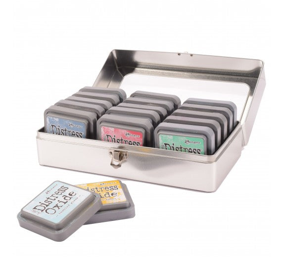 Distress Ink Pad Storage Tin