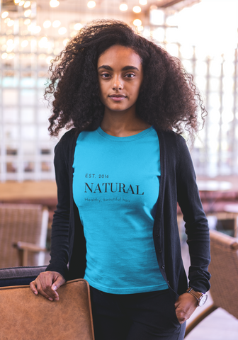 "Est. ""Natural"" Short-Sleeve Unisex T-Shirt"