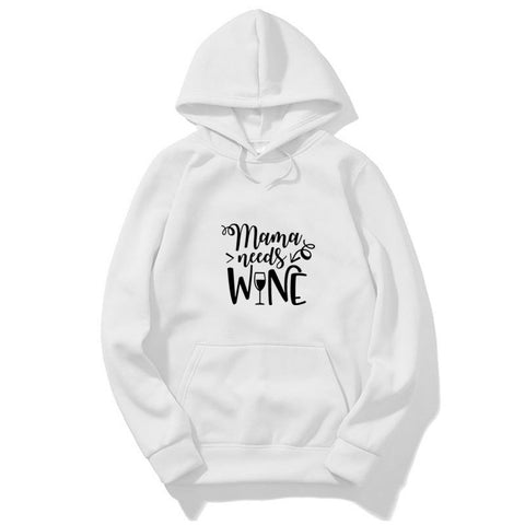 Mama Needs Wine Sweatshirt 2019