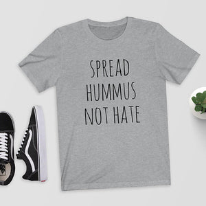 Spread Hummus Women Tee Shirt