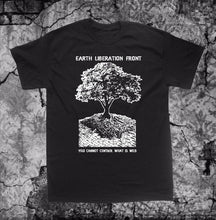 Load image into Gallery viewer, Earth Liberation Front Men Tee Shirt