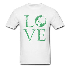 Earth LOVE Men Tee Shirt