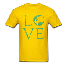 Load image into Gallery viewer, Earth LOVE Men Tee Shirt