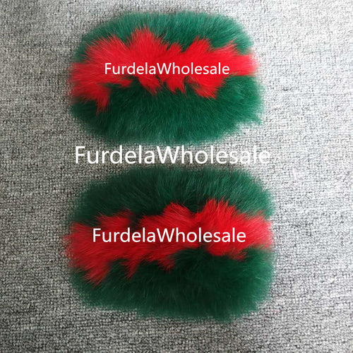 Fur Only! Pure Color or Mixed Color With Super Fluffy